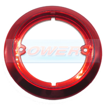 Jokon 710 19.2016.100 95mm Round Red Outer Trim Ring Bezel